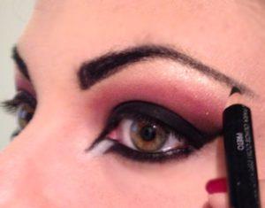 Maquiagem Lápis