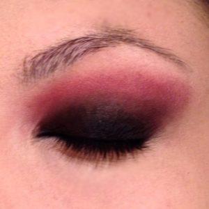 Maquiagem Sombra